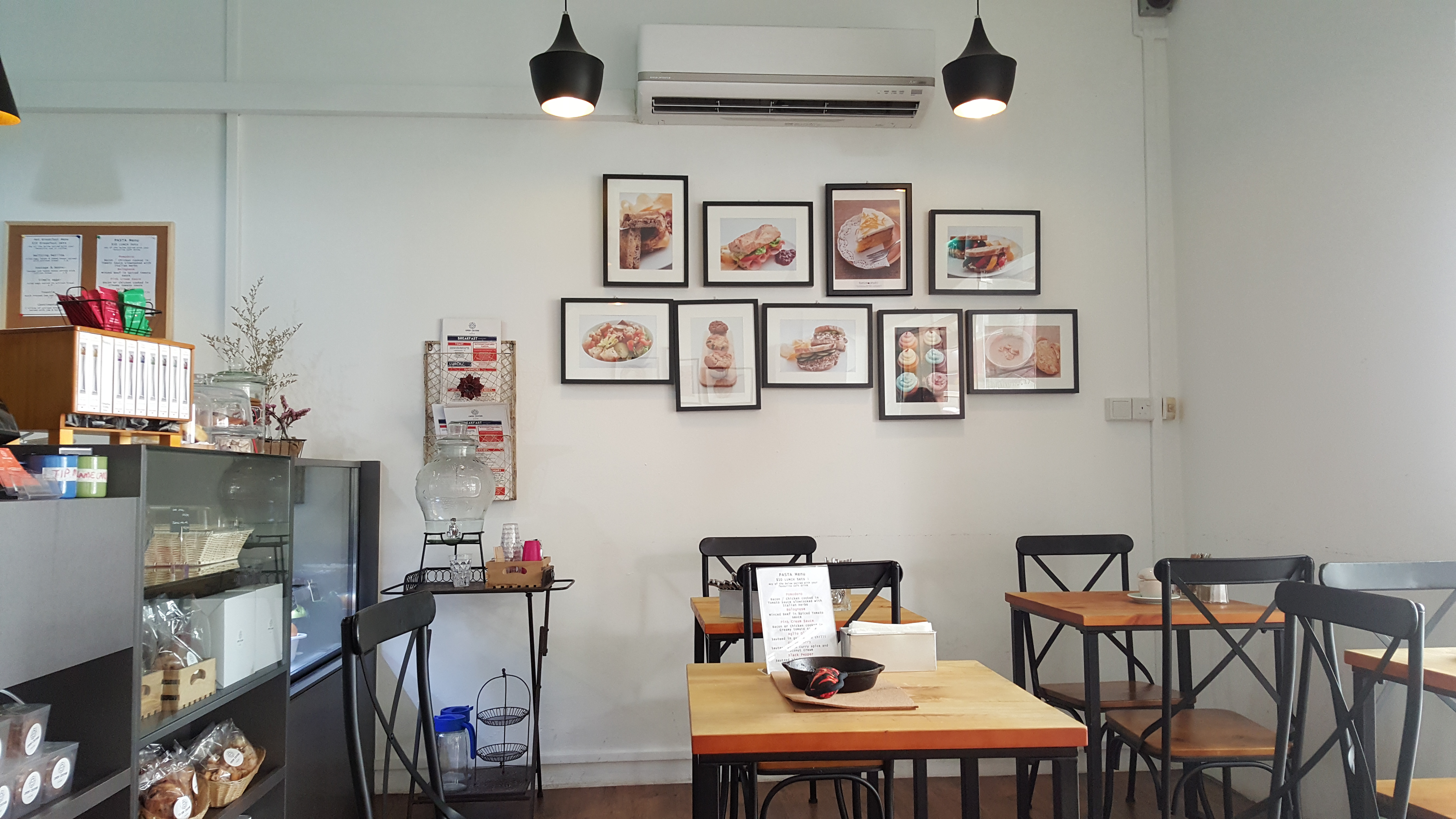 Open Crumb Cafe
